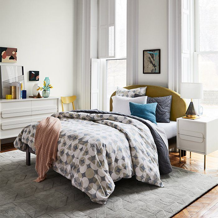 BudgetFriendly Styles West Elm Bedroom inspiration