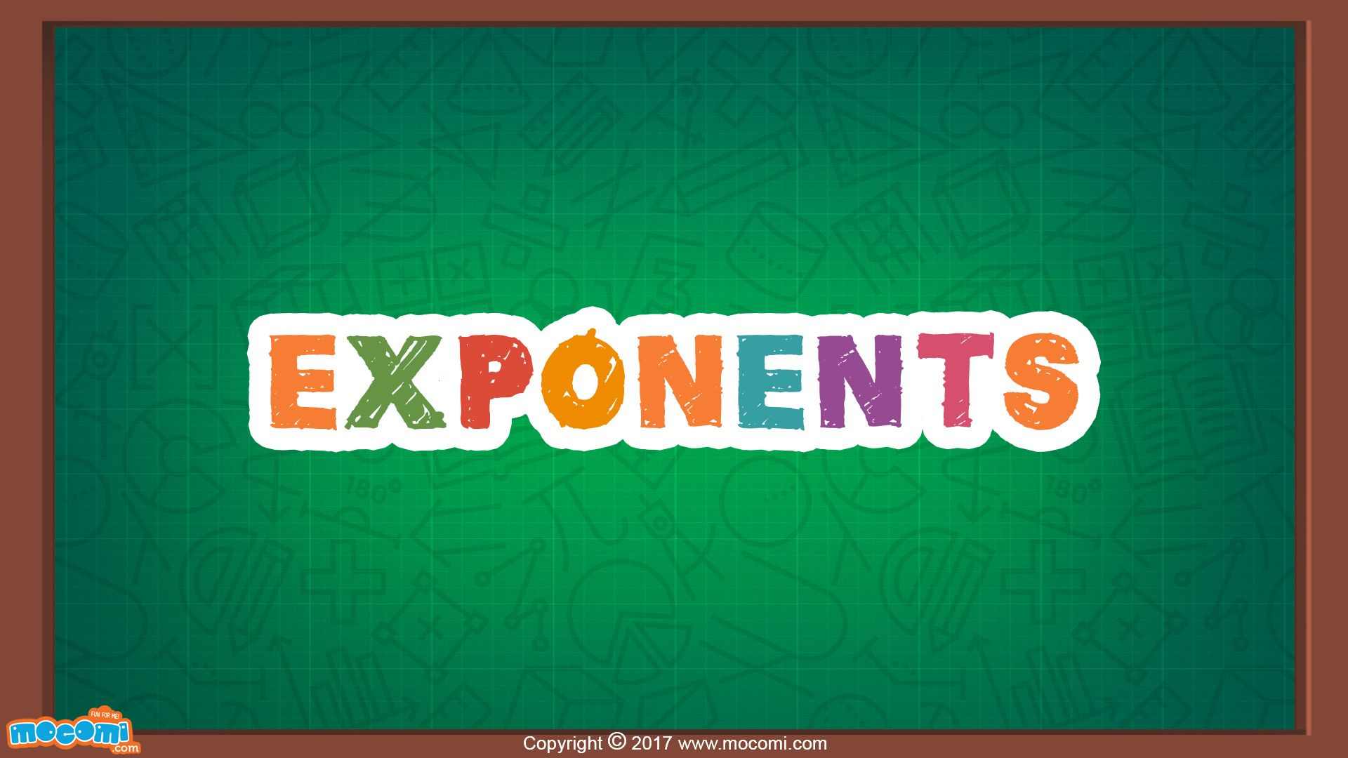Exponent Definition And Properties