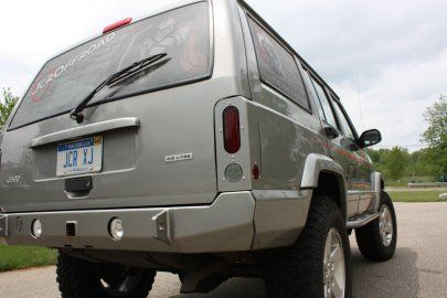 Cherokee Led Tail Light Kit Jeep Xj 97 01 Jcroffroad Jeep Xj Jeep Xj Mods Jeep Mods