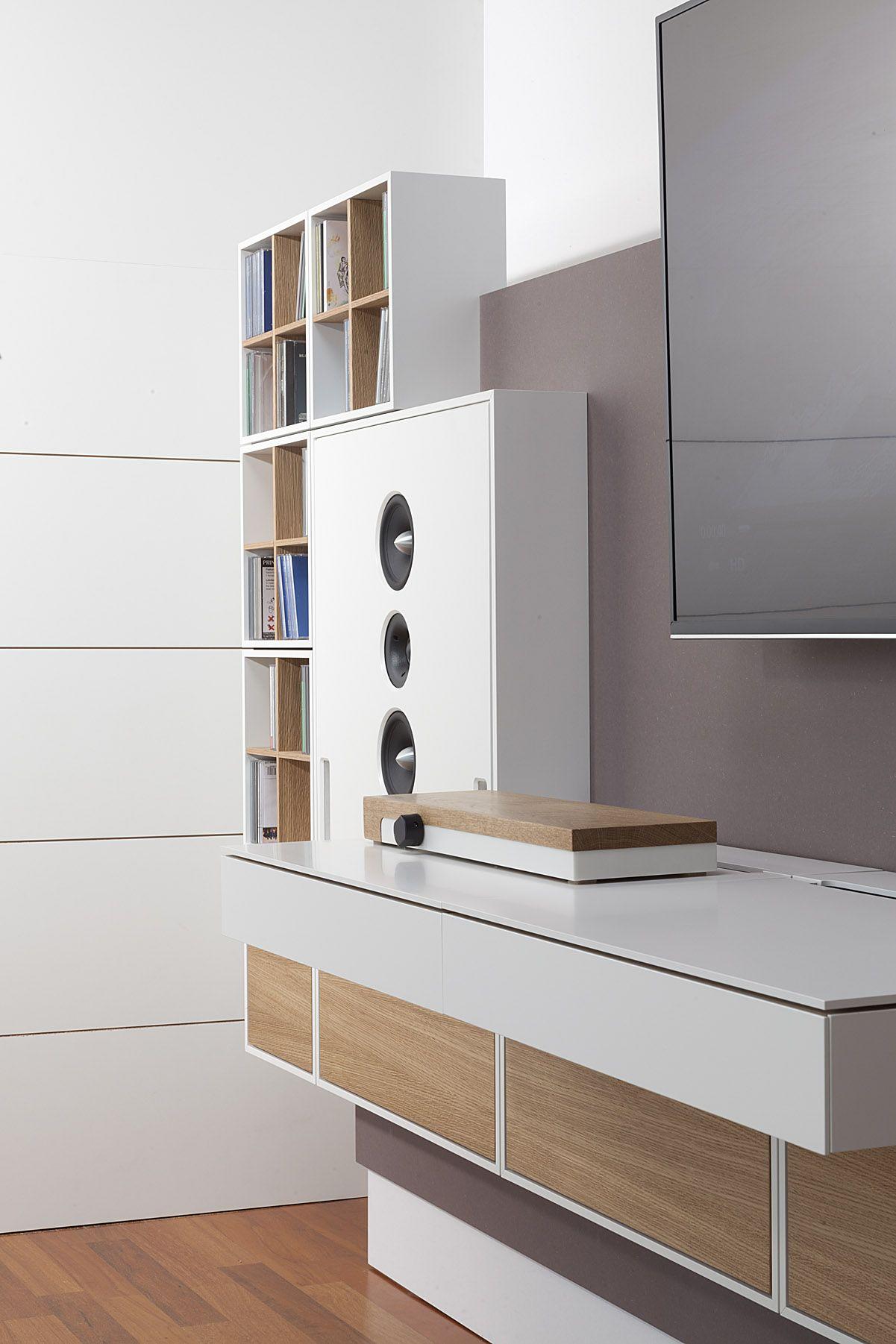 Sound Meets Design Square Das Neue Modulare Soundmobel