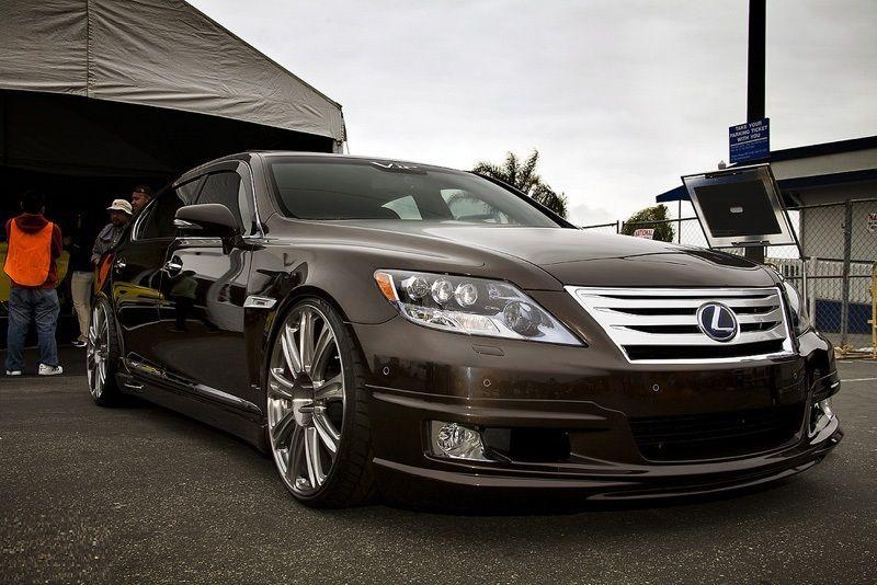 Brown Lexus Ls 460 Lexus Ls Lexus Ls 460 Lexus