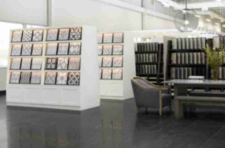 Design table in The Tile Shop store. in 2020 (With images