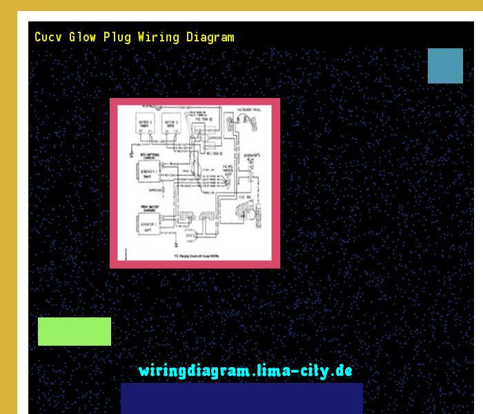 Cucv glow plug wiring diagram. Wiring Diagram 175237. - Amazing ...