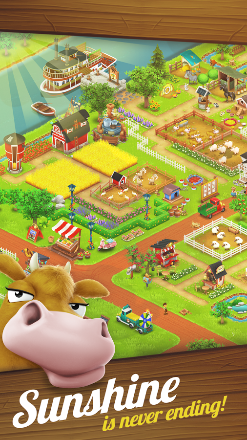 Hay Day 1 29 98 Apk Fur Android Kostenloser Download Des Spiels Spiele Ipod Touch Android