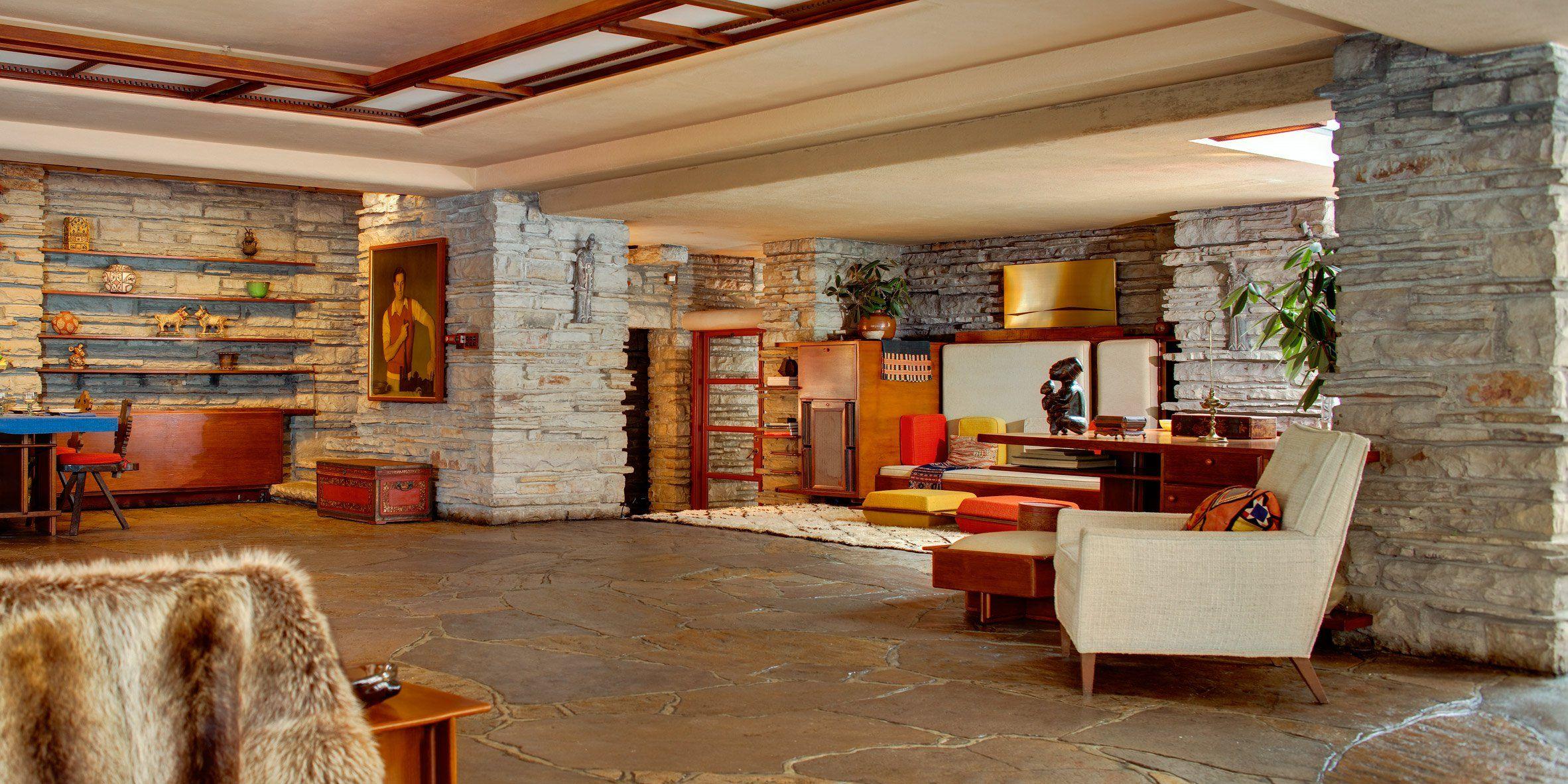 FallingWater House, Frank Lloyd Wright