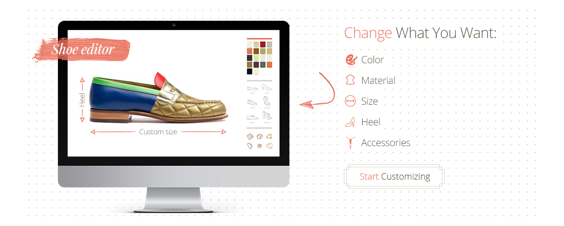 GIROTTI - La marque italienne de chaussure personnalisable. Créer ses  chaussures a9b6a5d5b813