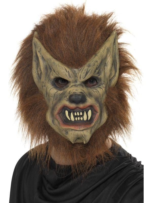 Werewolf Mask : Get It On Fancy Dress Superstore, Fancy