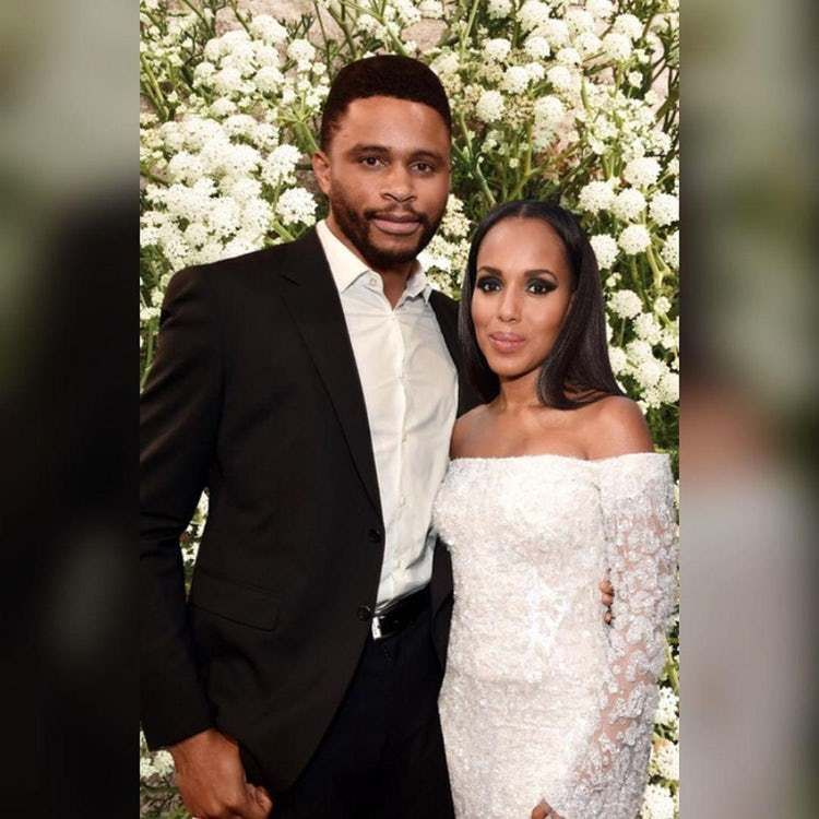 The American Theater Surprise Engagement: Every Man Kerry Washington Has Dated In 2020