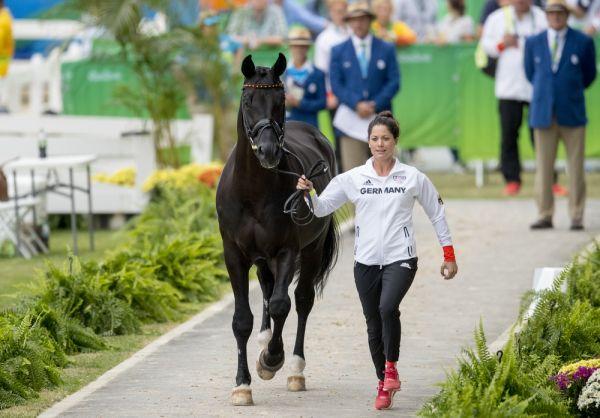 Olympische Spiele Reiten