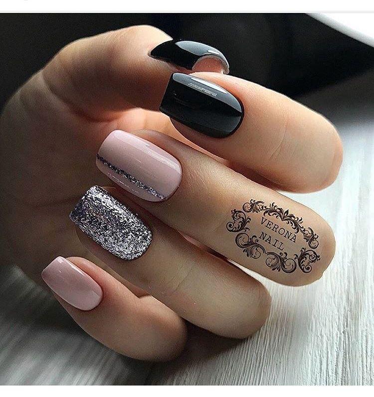 Mis uñas | Manicura de uñas, Uñas cortas, Uñas de gel
