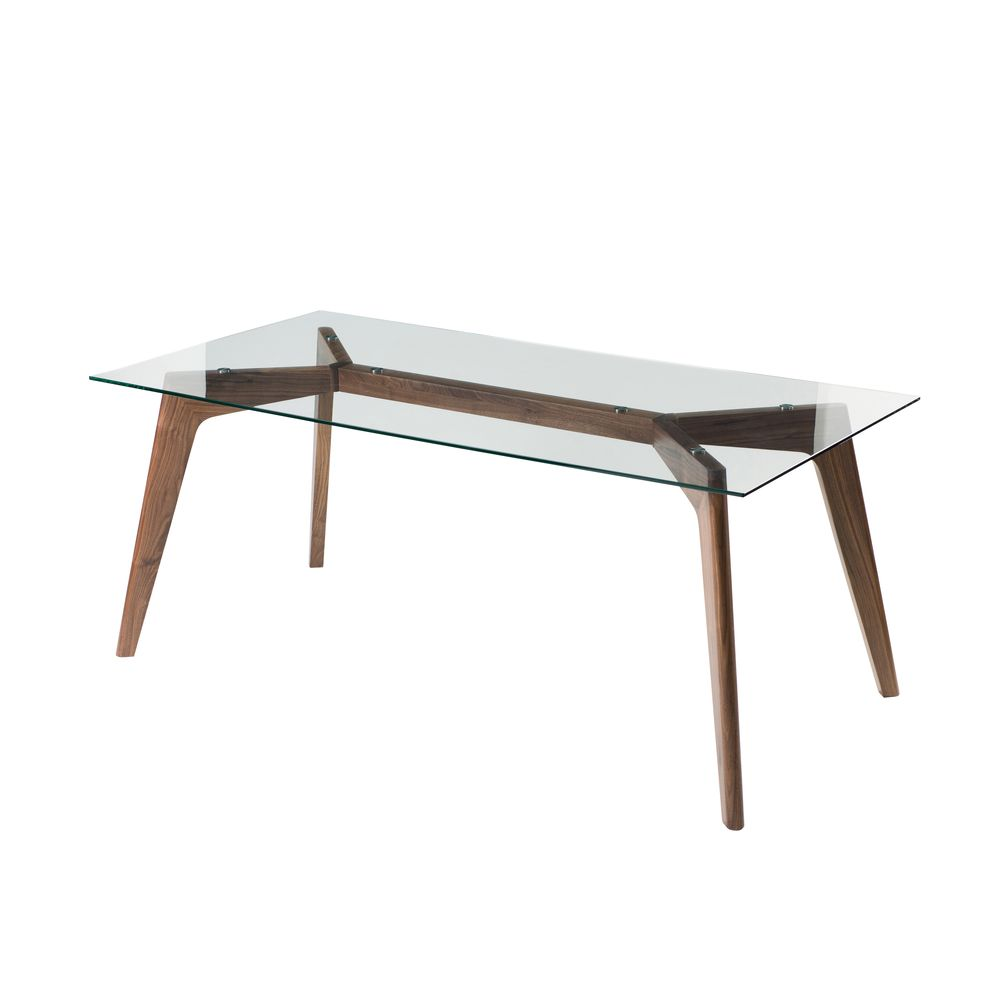 Love The Idea Of This Table But The Glass Would Be A Pain