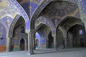 middle eastern architecture