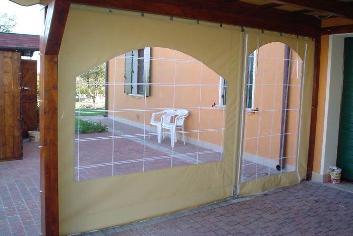 Descrizione immagine Portico anteriore Pinterest