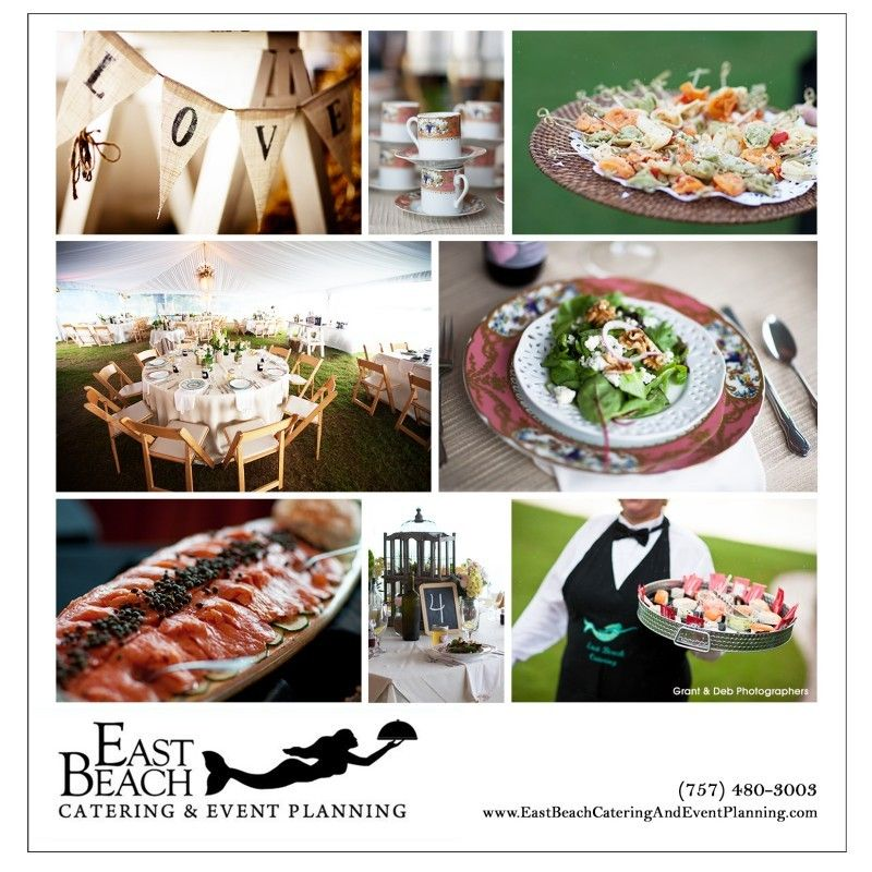 Amazing Wedding Catering By East Beach