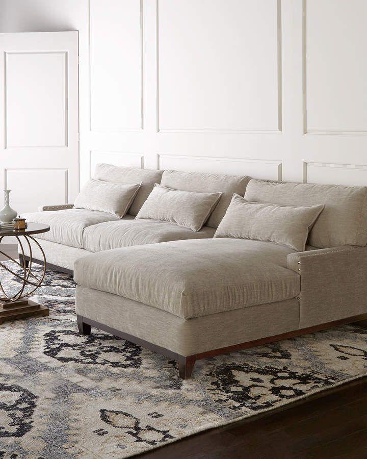 Rena Right Facing Sectional Sofa 129 5 Sectional Sofa Sectional