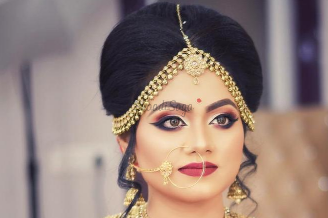 Before ND After Portfolio Beauty Island, Bridal Makeup