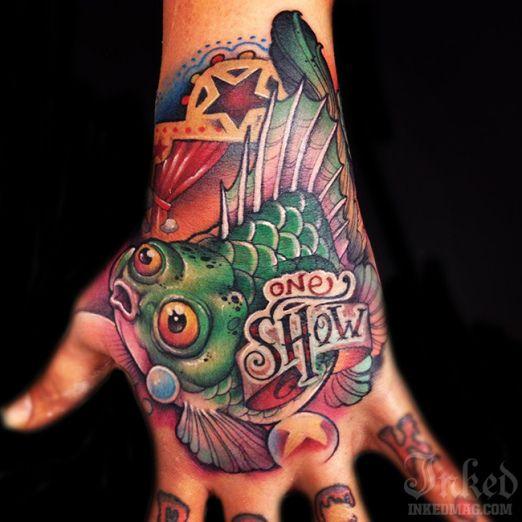 Tattoo Ideas Magazine: Inked Magazine