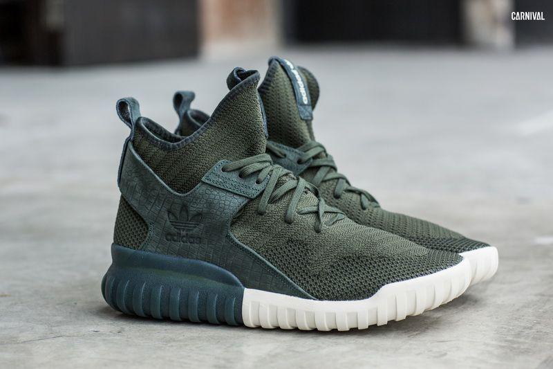 Tubular X Primeknit #adidas #Tubular | Adidas | Adidas