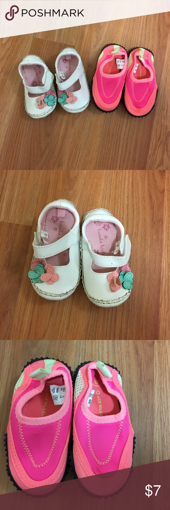 5ef2d902a22f Girls toddler shoes This girls toddler shoes sold together. On is from  koala kids cute