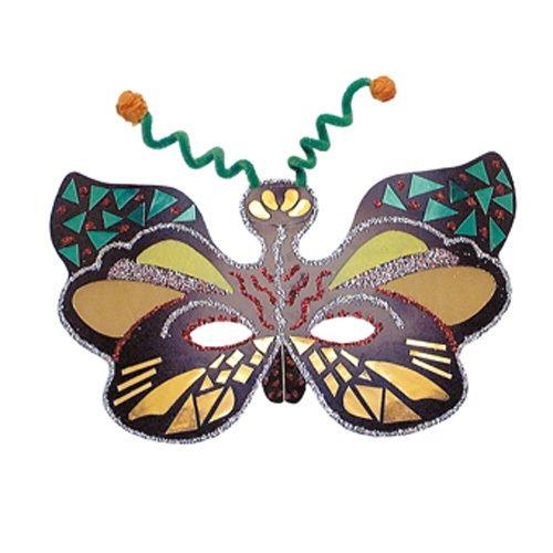 Antifaz mariposa disfraces pinterest antifaz for Disfraces antifaz