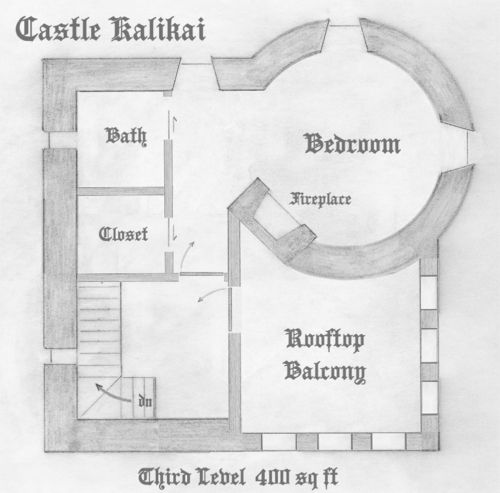 14++ Small castle house plans image ideas