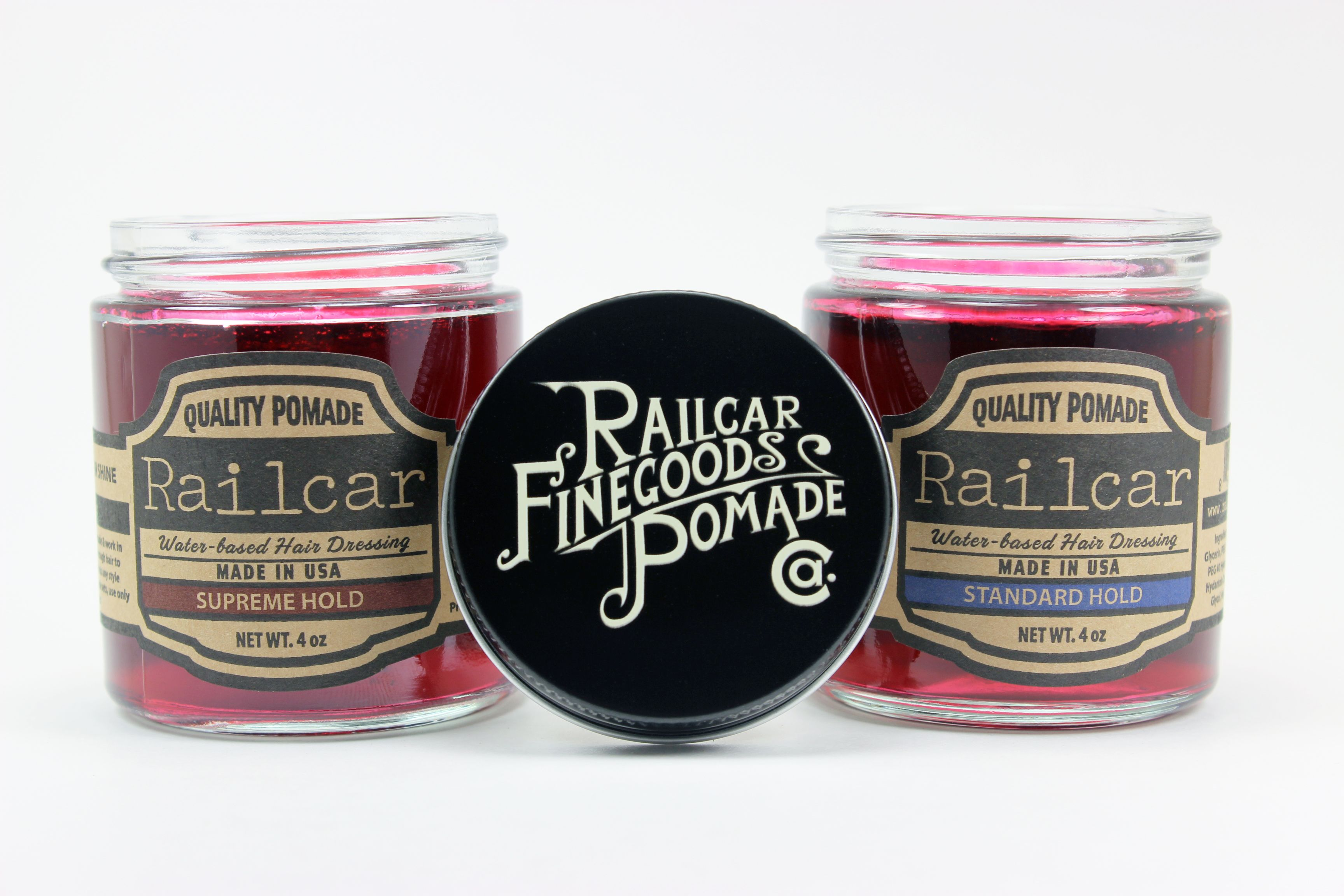New Promotion Up Railcar Fine Goods Pomade Is 15 Off With Code Railcar Get Your Made In The Usa Water Based Hair Dressing Pomade Shop Hair Pomade Grooming