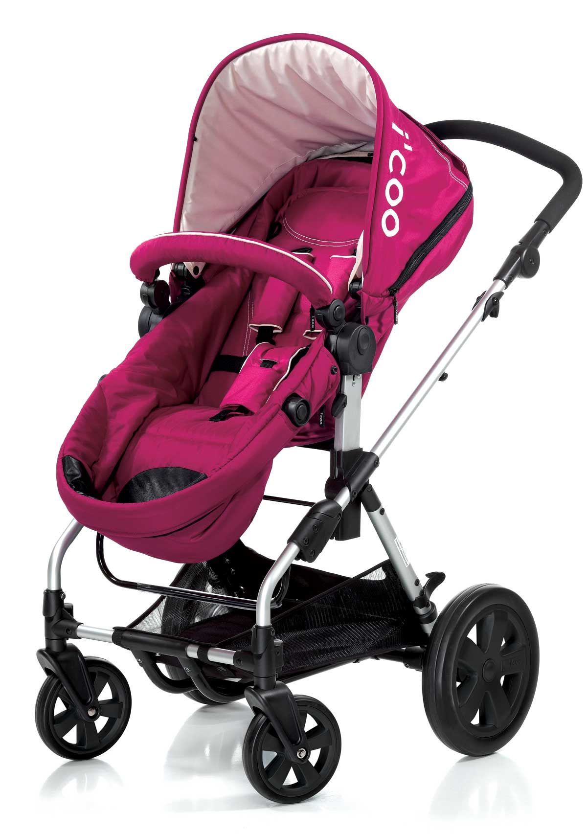 i'coo Pacific Stroller toy version...girls received this