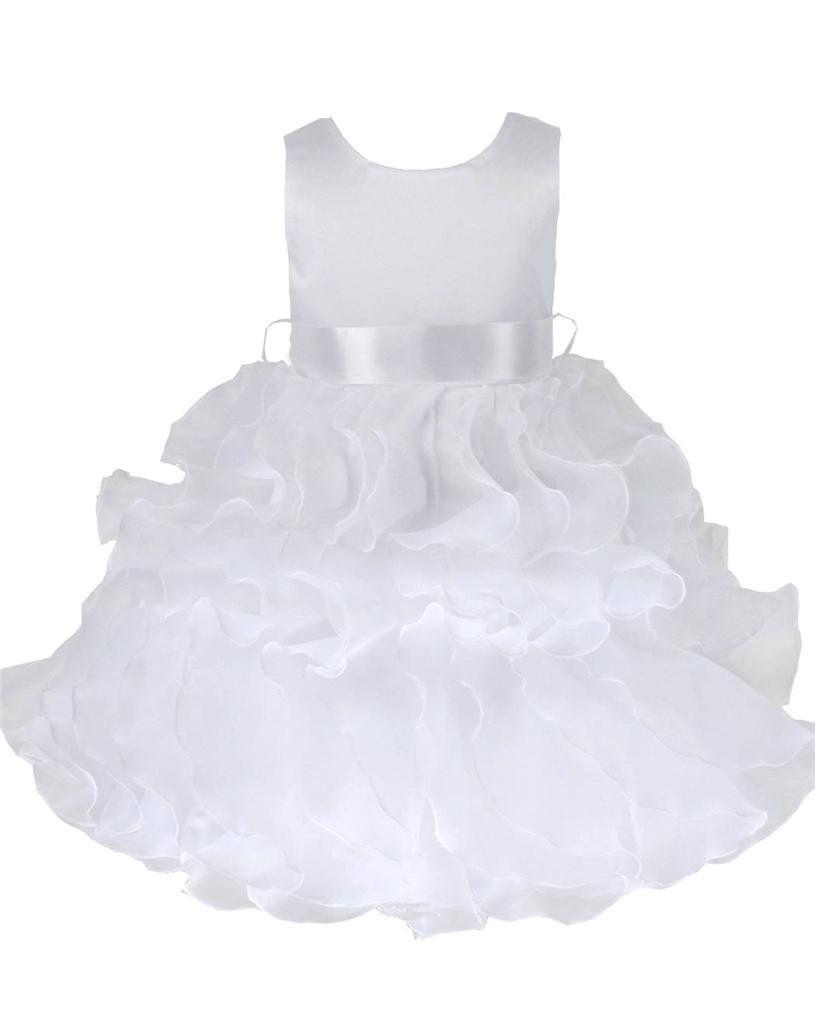Robe ceremonie blanche 12 mois