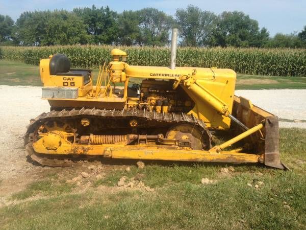 Pin on Caterpillar Dozers and Equipment