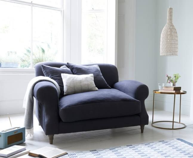 Best Armchair Style For My Bedroom Wide And Comfy Love Seat 400 x 300