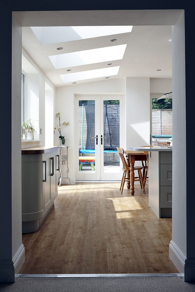 Photo of Extensions to Victorian Semi detached Property | Vale ...