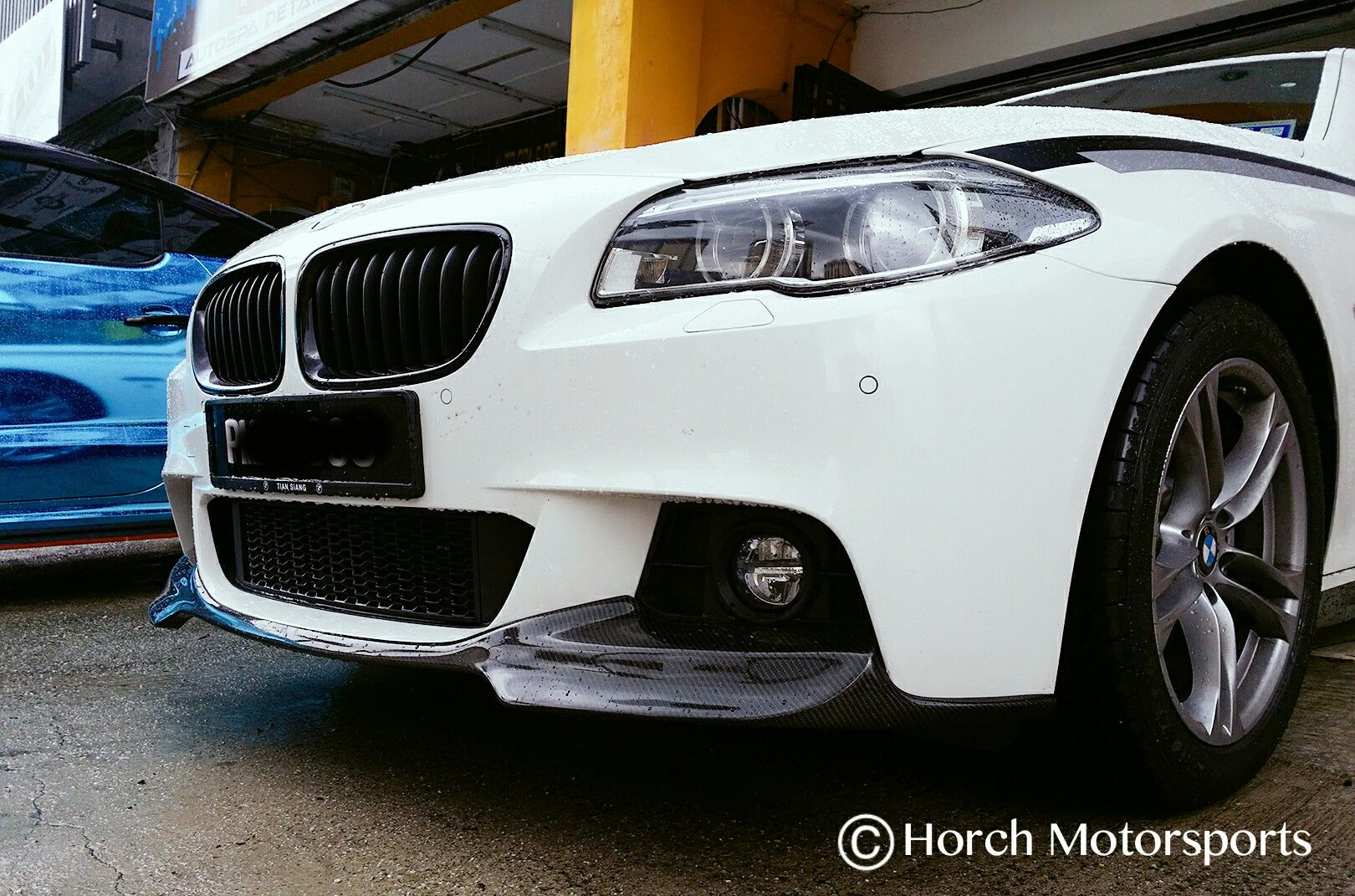 53df666bd19 Another F10 after make-over  ) MP Kidney Grille + Vorsteiner Lip + Spoiler
