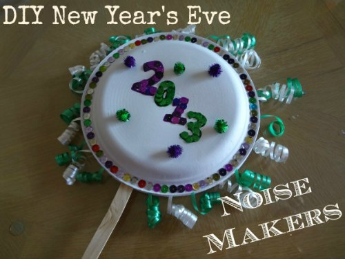 10 Fun New Year's Crafts Kids Will Love | Family Focus Blog