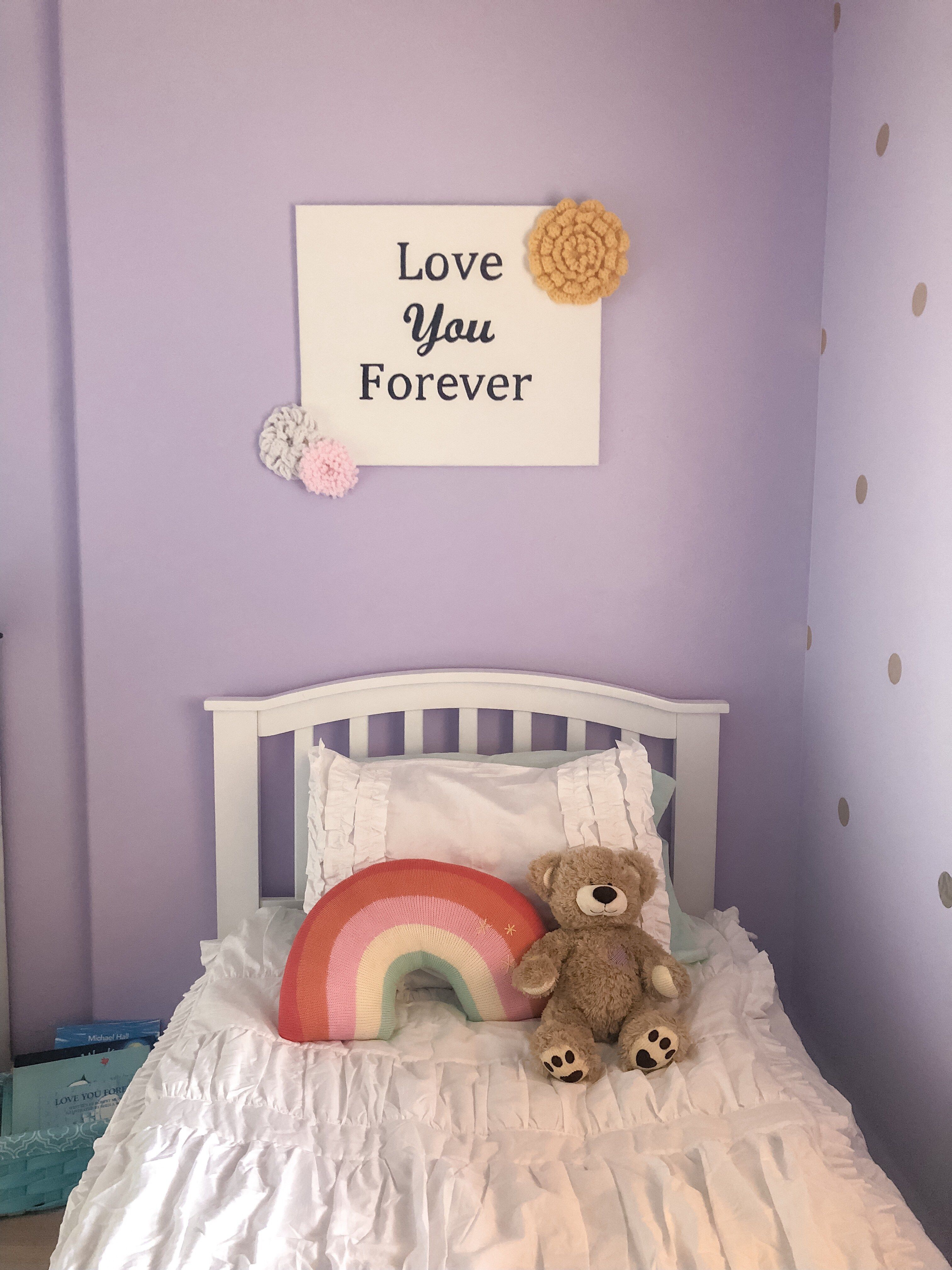 Everly\'s Big Girl Bedroom | Nursery Ideas & Kids Decor | Big ...