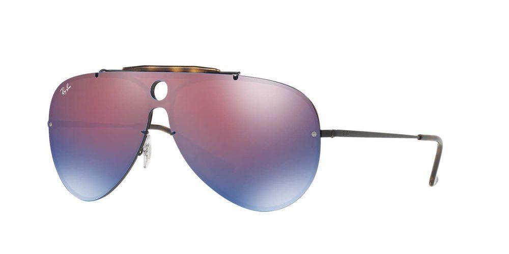 a349f00c79 eBay  Sponsored Ray-Ban Sunglasses Black Brown Metal - Non-Polarized - 32mm