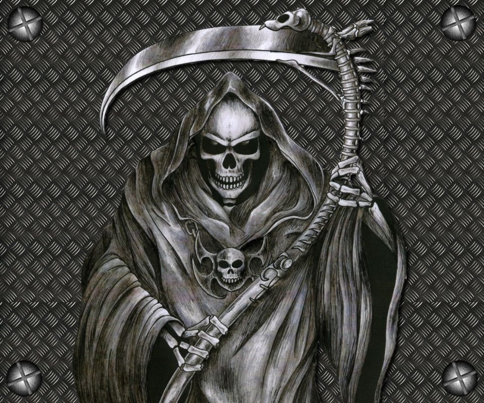 Tattoos Wallpapers Free Download: Awesome Grim Reaper Wallpapers Grim