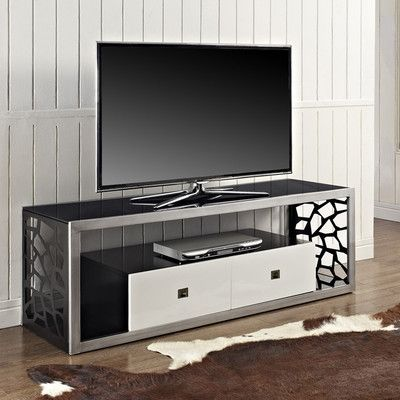 Home Loft Concept 60 Tv Stand Metal Tv Stand Modern Tv Stand