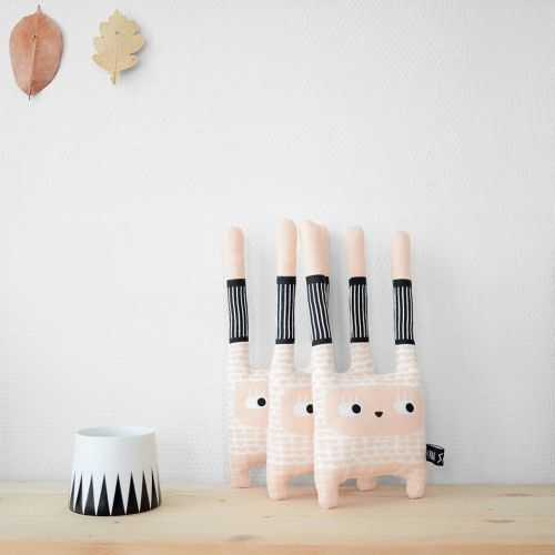 Main Sauvage | Abstracte Kleine Knuffels & Posters