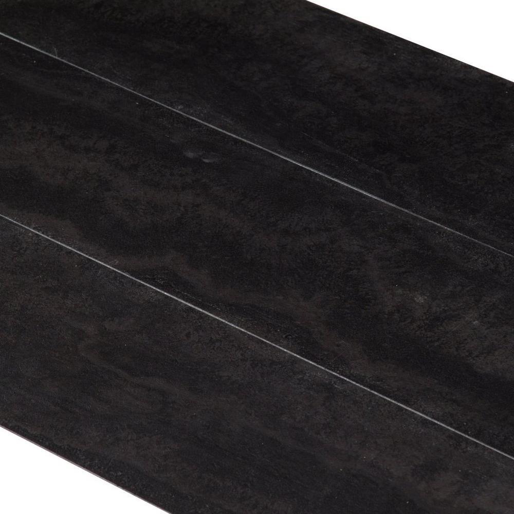 Casa Moderna Onyx Marble Vinyl Plank Tile Floor Decor Marble Vinyl Vinyl Plank Black Vinyl Flooring