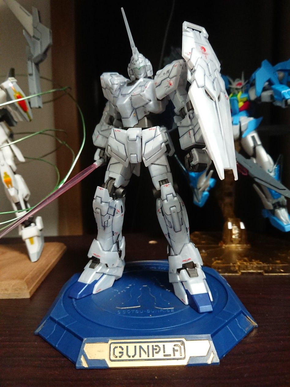 ganbam Gundam model, Gundam, Inspiration