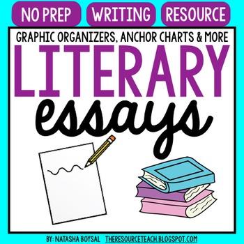 literary essay graphic organizers literary essay kids writing literary essay graphic organizers
