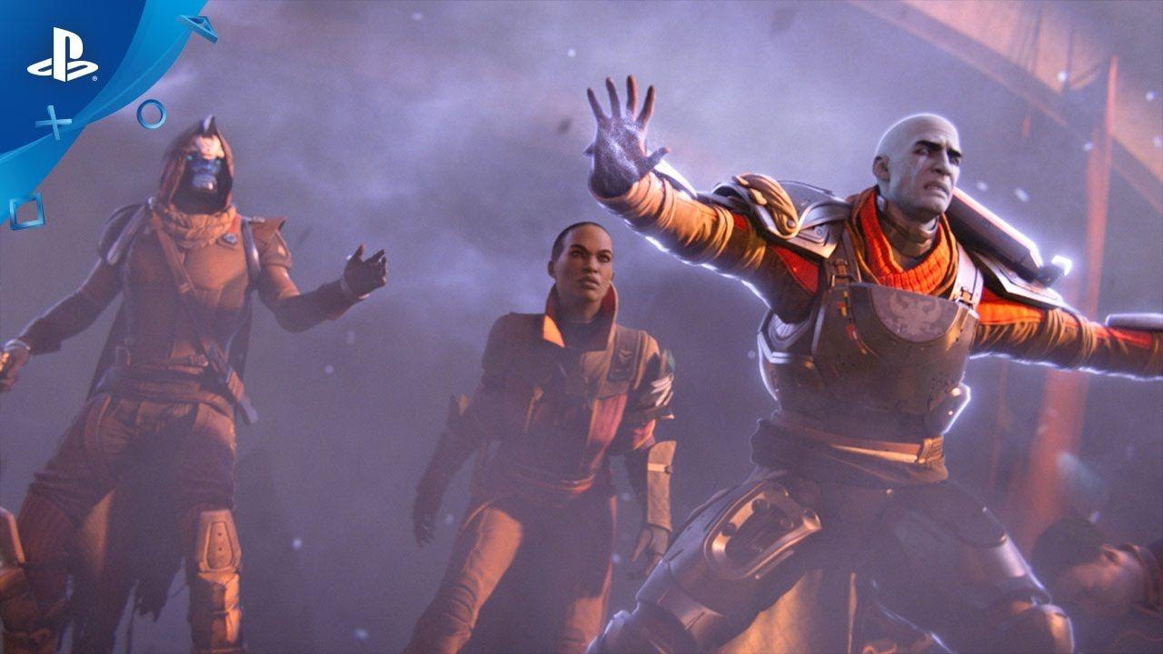 Destiny 2 Story Campaign Gameplay Reveal