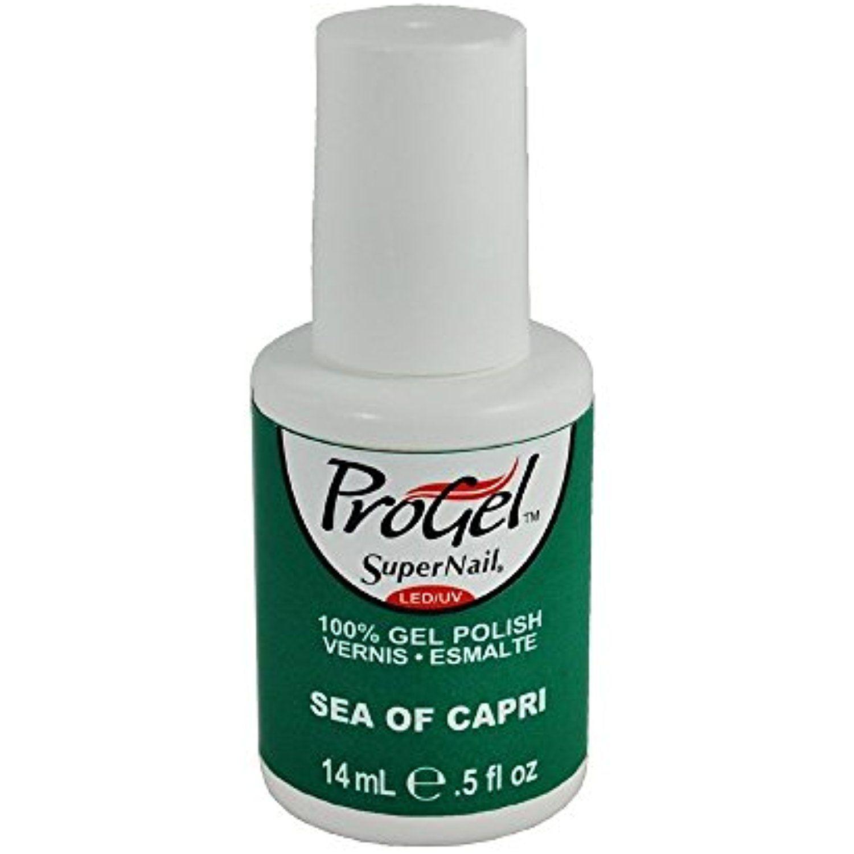 ProGel Super Nail polish (sea of capri) -- You can find more details ...