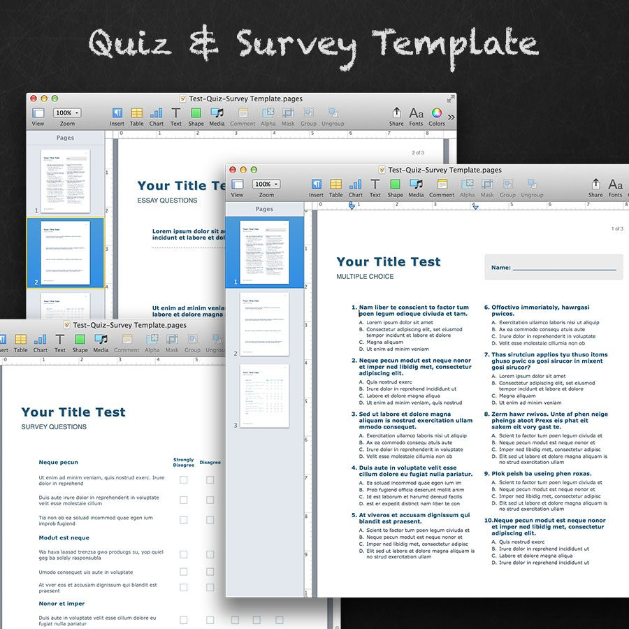 Pin On Pages Templates