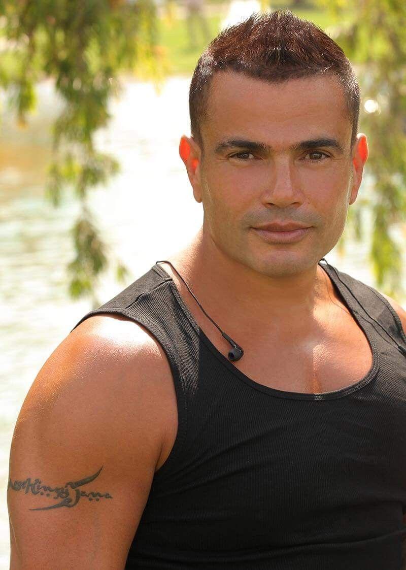 Amr Diab Arab Celebrities Song Artists Singer