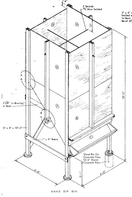 bar 6 cake feeders wiring diagram plans for building medium grain storage bins  hopper grain  building medium grain storage bins