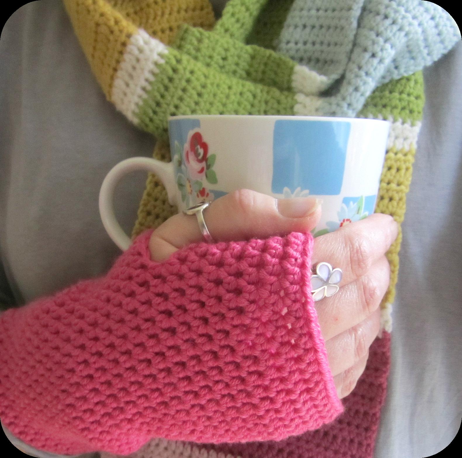 Pink Milk scarf ♥
