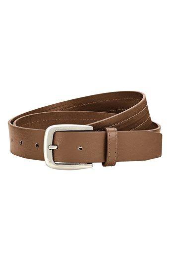 goodsouls mens leather tan watch