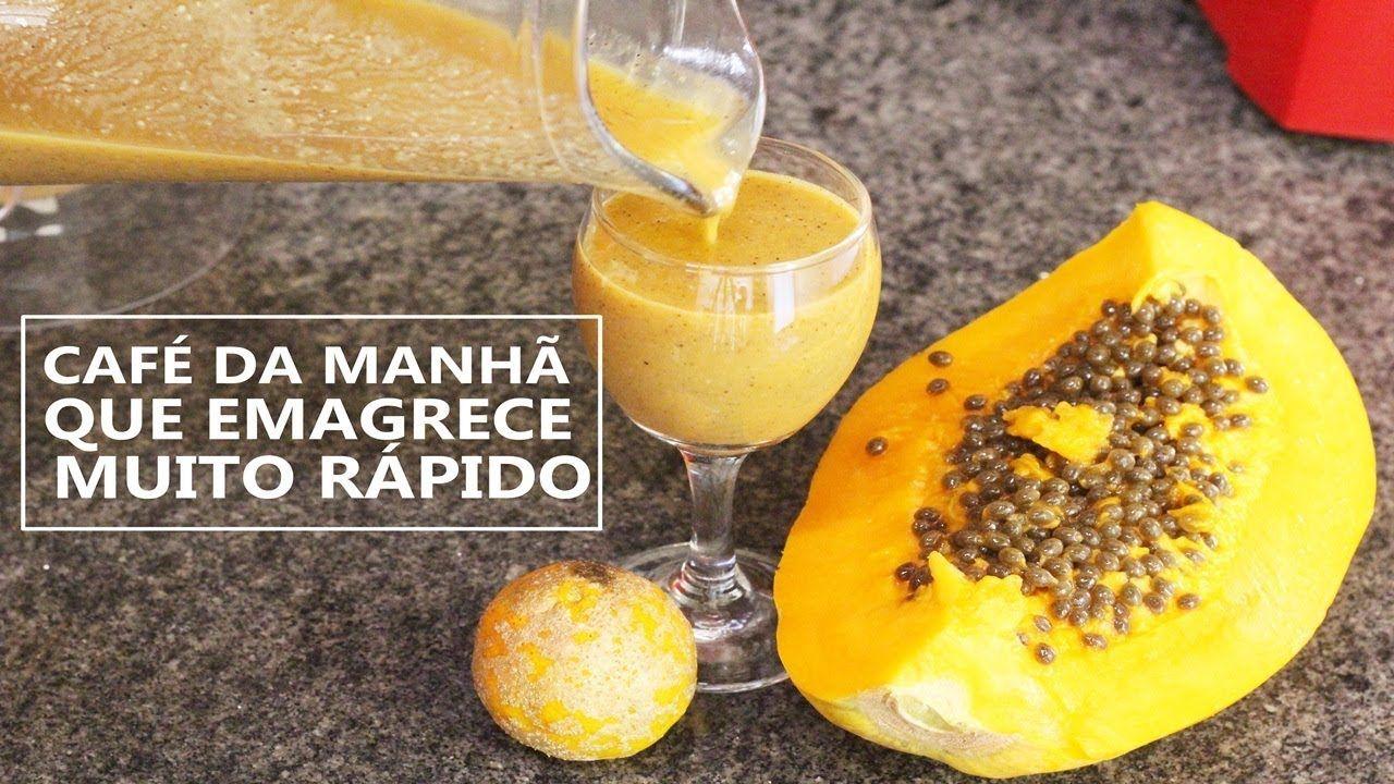 Cafe Da Manha Que Emagrece Ate 8 Kg No Mes Derrete A Gordura Da