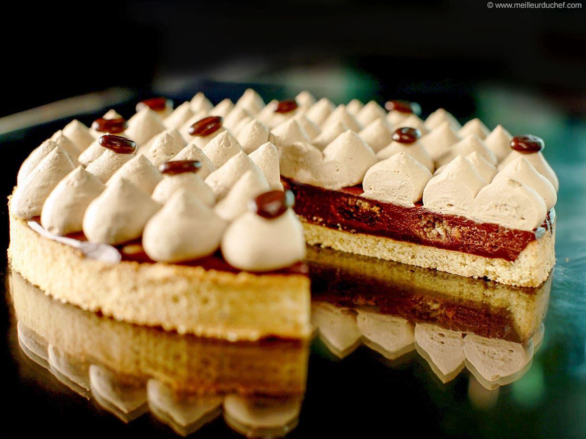 Photo of Chocolate / coffee pie